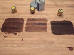 staining hardwood floors interior and exterior home design