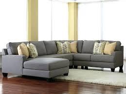 small grey sectional sofa modern grey sectional sofa lauermarine com