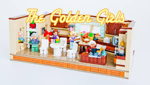 lego kitchen lego ideas lego golden girls kitchen