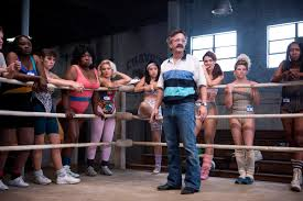 Backyard Wrestling Characters Are There Real Wrestlers On U0027glow U0027 The Netflix Series Features A