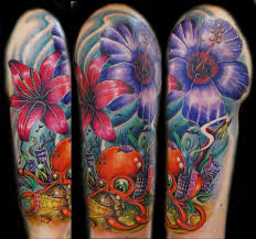 21 of the most epic octopus tattoo designs