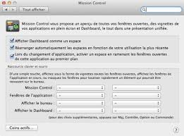 raccourci pour afficher le bureau le raccourci clavier magique pour accéder aux préférences mission
