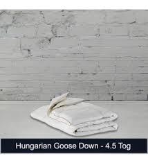 Hungarian Goose Down Duvet Sale Natural Fill Duvets