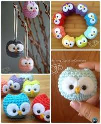 amigurumi crochet owl free patterns crochet owls