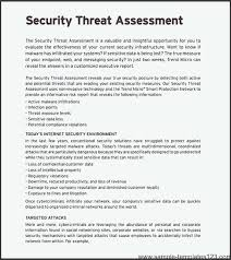 network security assessment template sample templates
