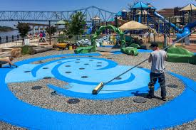 playground safety surfacing u0026 surfaces water park safety surfacing