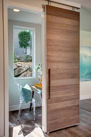 Barn Door Design Ideas Modern Home Office With Hardwood Floors By Dk Wozniak Design Build
