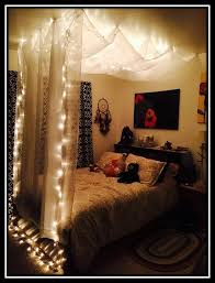Diy Canopy Bed With Lights 14 Diy Canopies You Need To Make For Your Bedroom Diy Bed Canopy
