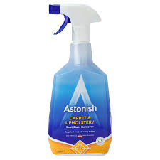 astonish carpet and upholstery cleaner