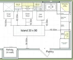 kitchen island width kitchen island measurements articles with kitchen island bar