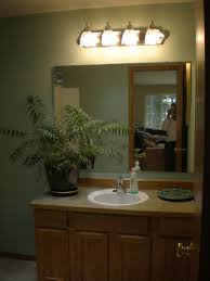 Above Vanity Lighting Bathroom Vanity Light Height Above Mirror Bathroom Mirrors