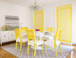 Yellow Dining Room Ideas Yellow Dining Room Table Modest With Photos Of Yellow Dining Style