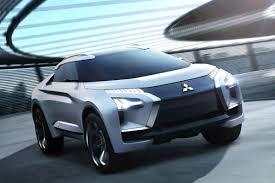 2017 Mitsubishi E Evolution Concept 9tro