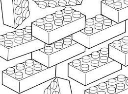 lego blocks coloring pages coloring