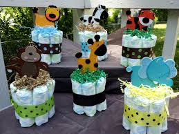 centerpiece ideas for baby shower for unknown gender