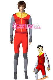 Korra Halloween Costume Avatar Legend Korra Amon Cosplay Costume Version 01