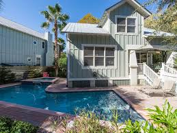 st simons coolest beach bungalow with priva vrbo