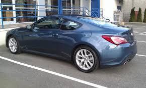 hyundai genesis coupe 2 0t premium 2013 hyundai genesis coupe 2 0t premium in parabolica blue