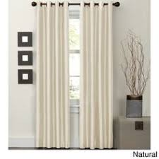 95 Inch Curtain Panels Miller Curtains Darien Charcoal 95 Inch Grommet Curtain Panel 56