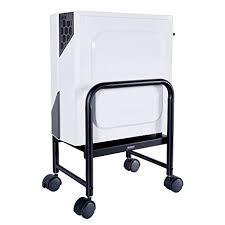 eureka ergonomic height adjustable standing desk amazon com eureka ergonomic height adjustable mobile cpu stand