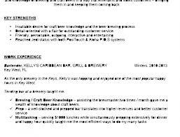Sample Bartender Resume Skills by Enjoyable Bartender Resume Skills 8 Bartenders Writing Service We