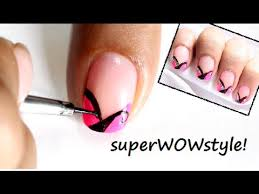 abstract nail art designs for beginners easy step by step