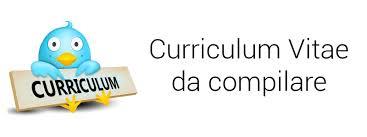 curriculum vitae formato pdf da compilare curriculum vitae da compilare e da scaricare