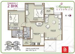 2 bhk house plan narayan essenza house plan 2 3 bhk apartments in vadodara