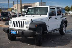 wood panel jeep wrangler one owner or used vehicles for sale in littleton co peak kia