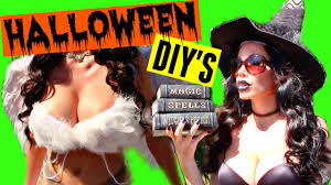 halloween costume ideas diy upbra youtube