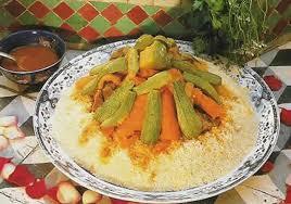 cuisine marocaine couscous couscous marocain un plat traditionnel de la cuisine marocaine