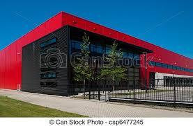 entrepot bureau entrepôt industriel chargement bureau docks moderne