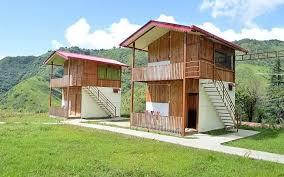 wooden tent 7 chakrata cs for an affordable and adventurous stay
