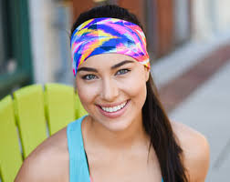 workout headbands fitness fox headbands workout by fitnessfoxcollection