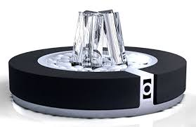 electric fire pit table designer electric radiators use video to imitate outdoor fire pit