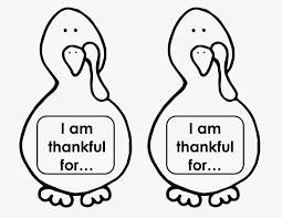 thankful turkey craft template craft get ideas