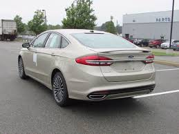 ford opal 2017 new ford fusion titanium awd at watertown ford serving boston