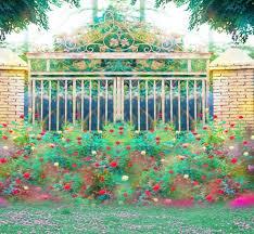 backdrop wedding korea aliexpress buy garden blossoms photography studio backdrop