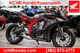 honda cbr details 2016 honda cbr 650f for sale in deland fl rc hill honda