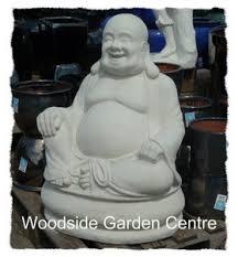 large laughing buddha garden ornament woodside garden
