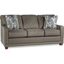 lazy boy leather sleeper sofa la z boy kennedy premier queen sleeper sofa u0026 reviews wayfair