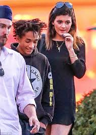 kylie jenner enjoys dinner date with rumoured boyfriend jaden