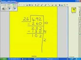 193 best math long division images on pinterest teaching ideas