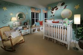 How To Decorate A Nursery For A Boy 25 Brilliant Blue Nursery Designs That The Show