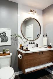 Silver Bathroom Vanity Silver Bathroom Vanity Mirrors Mirror In The Impressive Round