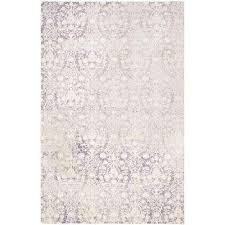 Lavender Area Rugs Geometric Purple Area Rugs Rugs The Home Depot