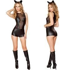 Catwoman Costume Halloween Cheap Catwoman Halloween Costumes Aliexpress