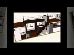 house design plans 3d up and down youtube