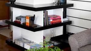 how to style a corner shelving system youtube