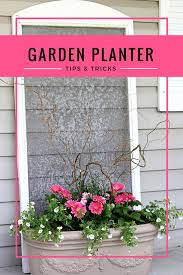 Planter S House 5 Easy Steps To Beautiful Garden Planters House Of Hawthornes
